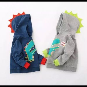 Other - Children's Hoodies Dinosaur, Boys Sweater